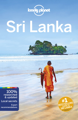 Lonely Planet Sri Lanka (Country Guide) Cover Image