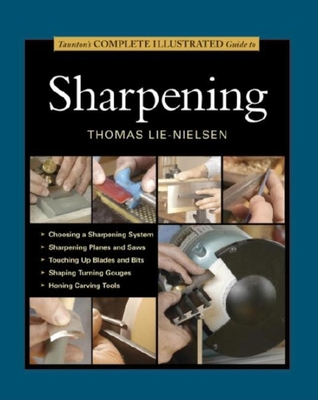 Taunton's Complete Illustrated Guide to Sharpening Cover Image