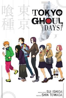 Tokyo Ghoul: Days: Days (Tokyo Ghoul Novels) Cover Image