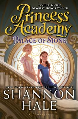 Princess Academy: Palace of Stone Cover Image
