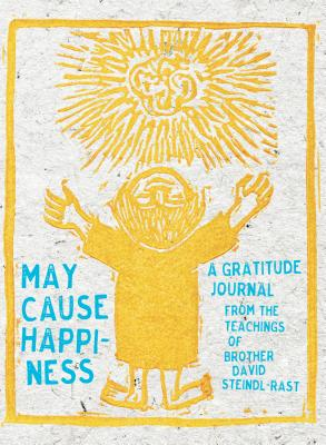 May Cause Happiness: A Gratitude Journal Cover Image