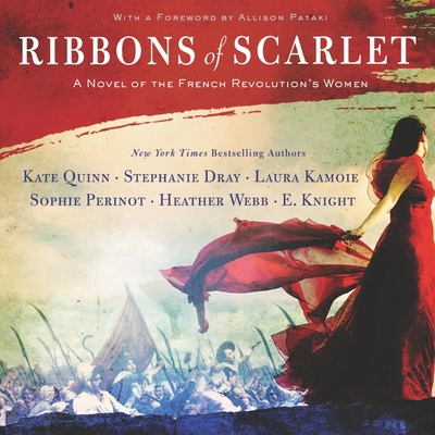 Cover for Ribbons of Scarlet Lib/E