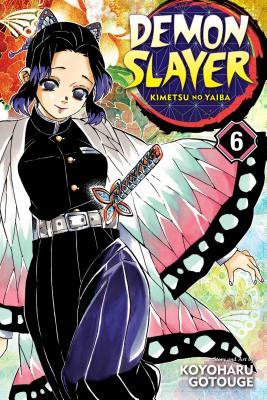 Demon Slayer: Kimetsu no Yaiba, Vol. 6 Cover Image