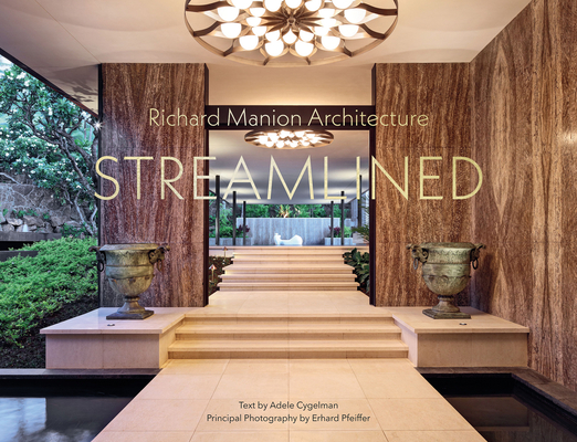Cover for Richard Manion Architecture