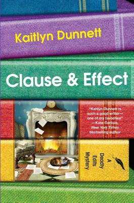 Cover for Clause & Effect (Deadly Edits #2)
