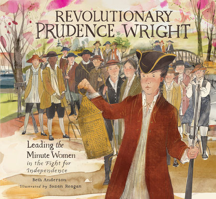 Cover for Revolutionary Prudence Wright