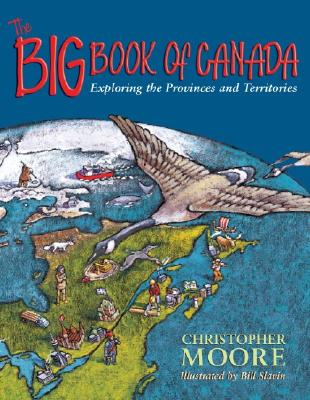 The Big Book of Canada Cover