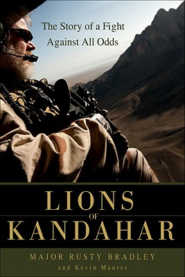 Lions of Kandahar Cover
