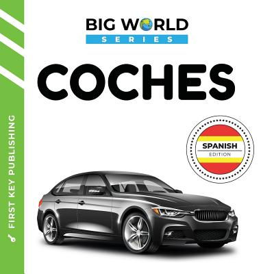 Coches: Spanish Edition Cover Image