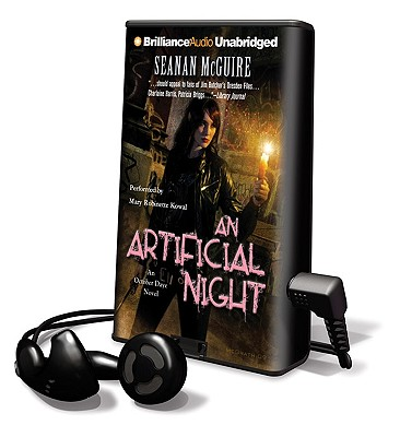 An Artificial Night (Playaway Adult Fiction) Cover Image