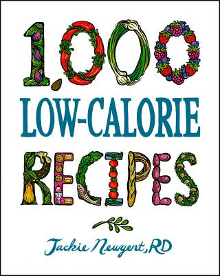 1,000 Low-Calorie Recipes Cover