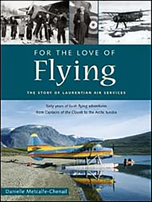 For the Love of Flying Cover