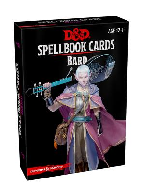 Spellbook Cards: Bard (Dungeons & Dragons) Cover Image