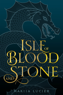 Isle of Blood and Stone (Tower of Winds) Cover Image