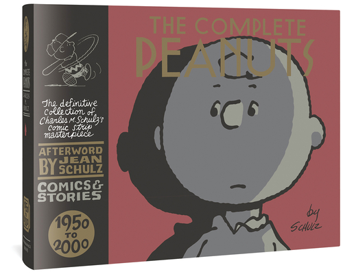 The Complete Peanuts 1950-2000 Comics & Stories Cover Image