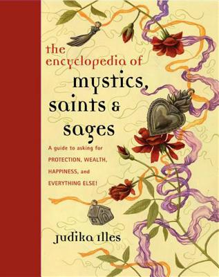 Encyclopedia of Mystics, Saints & Sages Cover
