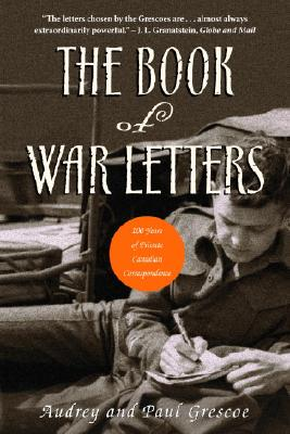 The Book of War Letters Cover