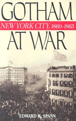 Gotham at War Cover