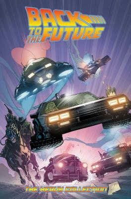 Back To the Future: The Heavy Collection, Vol. 2 (BTTF Heavy Collection #2) Cover Image