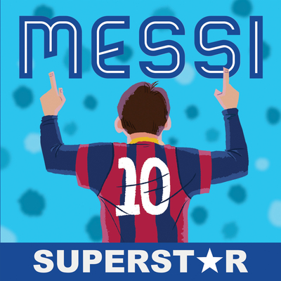 Cover for Messi