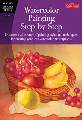 Watercolor Painting Step by Step Cover