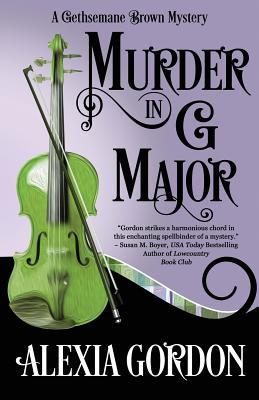 Murder in G Major (Gethsemane Brown Mystery #1) Cover Image