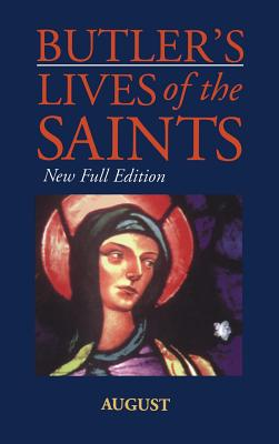 Cover for Butler's Lives of the Saints