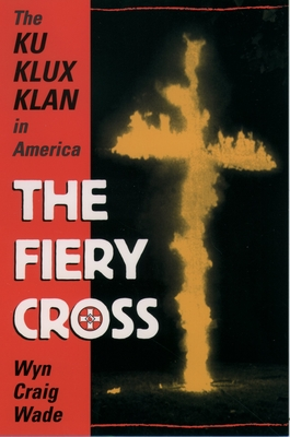 Cover for The Fiery Cross