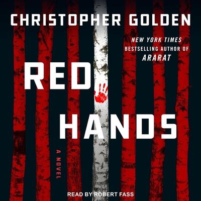 Red Hands Lib/E Cover Image