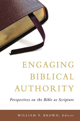 Engaging Biblical Authority Cover