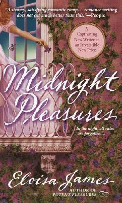 Midnight Pleasures (The Pleasures Trilogy #2) Cover Image