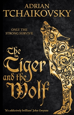 Cover for The Tiger and the Wolf (Echoes of the Fall #1)