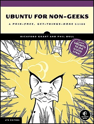 Ubuntu for Non-Geeks Cover