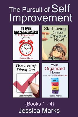 The Pursuit of Self Improvement Bundle Set 1: Books 1-4 Cover Image
