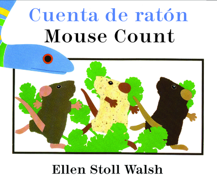 Cuenta de ratón/Mouse Count (bilingual board book) Cover Image