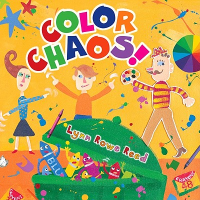 Color Chaos! Cover