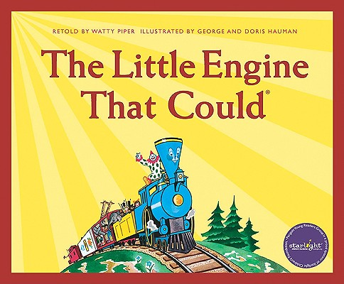 The Little Engine That Could Cover