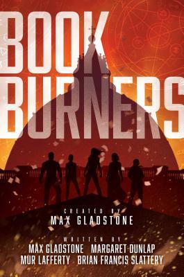 Bookburners Cover