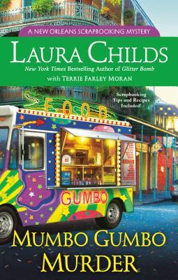 Mumbo Gumbo Murder (A Scrapbooking Mystery #16) Cover Image