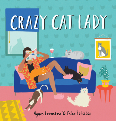 Crazy Cat Lady Cover Image