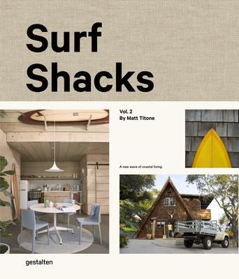 Surf Shacks Volume 2 Cover Image