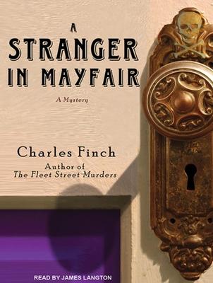 A Stranger in Mayfair Cover Image