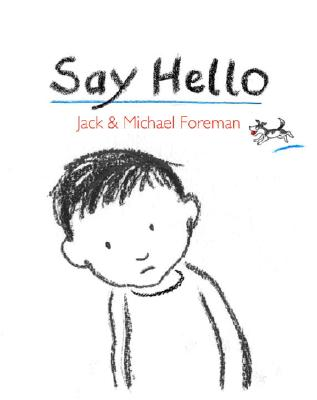 Say Hello Cover