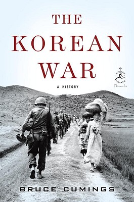The Korean War Cover