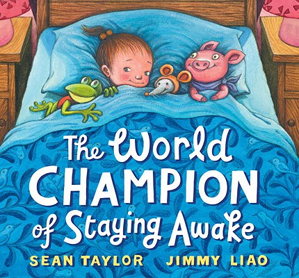 The World Champion of Staying Awake Cover
