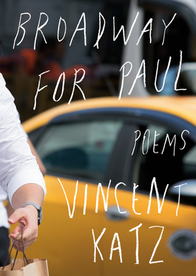 Broadway for Paul: Poems Cover Image
