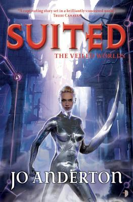 Suited Cover Image