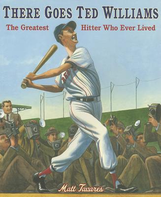 There Goes Ted Williams Cover