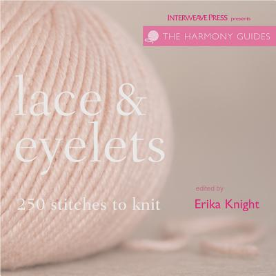 Harmony Guides: Lace & Eyelets Cover Image