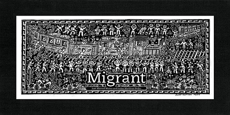 Migrant: The Journey of a Mexican Worker Cover Image